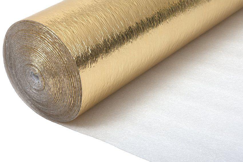 Rubber ondervloer